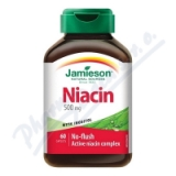 JAMIESON Niacin 500mg s inositolem tbl. 60