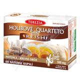 Houbové Quarteto s reishi cps. 60