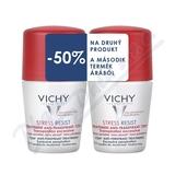 VICHY DEO roll-on DUO StressResist 2x50ml