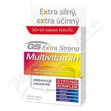 GS Extra Strong Multivitamin tbl. 30+10 2016