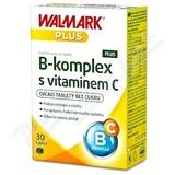 Walmark B-komplex PLUS s vitaminem C tbl. 30