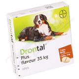 Drontal Plus Flavour 35 kg a. u. v. tbl. 2