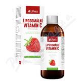 LIFTEA Liposomální vitamín C příchuť jahoda 250ml