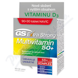 GS Extra Strong Multivitamin 50+ tbl. 90+30 2021