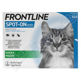 Frontline Spot On Cat pipeta 3x0.5ml