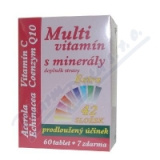 MedPharma Multivitamín s minerály+extra C tbl. 67