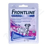 Frontline Spot On Dog L 1x1 pipeta 2. 68 ml