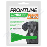 Frontline Combo Spot on Dog S 1x1 pipeta 0. 67ml