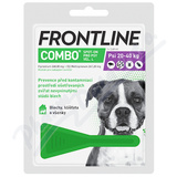Frontline Combo Spot on Dog L 1x1 pipeta 2. 68ml