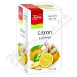 Apotheke Citron+zázvor s lípou čaj 20x2g n. s.