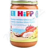 HIPP DĚTSKÉ MENU šir. nudle-zel. +m. ryba 220gCZ6823