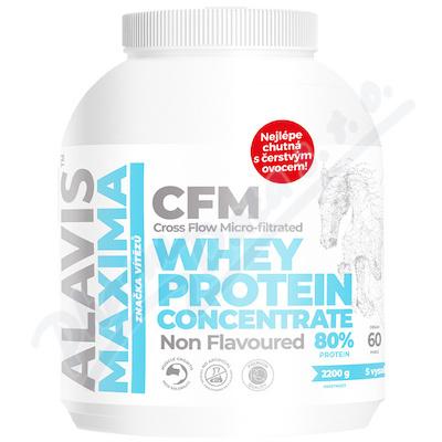 ALAVIS MAXIMA Syrovátkový protein. konc. 80% 2200g